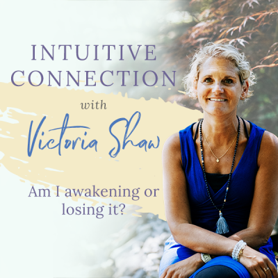EP10: Am I awakening or losing it:  Intuition vs Mental Illness