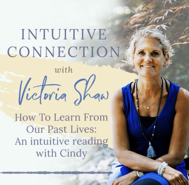 Victoria Shaw Podcast with Cindy
