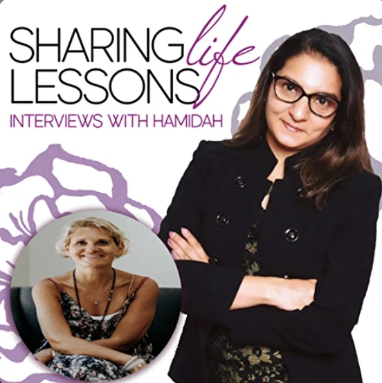 Sharing Life Lessons Podcast
