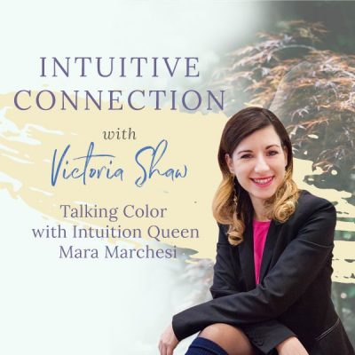 EP 64: Talking Color with Intuition Queen Mara Marchesi